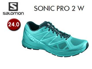 SALOMON/サロモン L39474200 SONIC PRO 2 W ランニングシューズ ウィメンズ 【24.0】