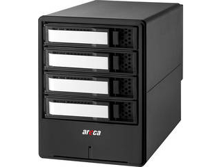 ARECA ThunderBolt3 x2 Display Port x1 4台搭載モデル ARC-8050T3-4