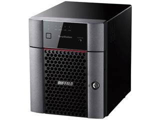 BUFFALO/バッファロー 【納期4月上旬】LAN接続ハードディスク(NAS) TeraStation TS3410DNシリーズ 8TB TS3410DN0804