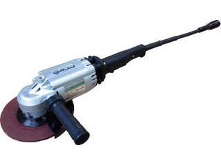 NIDEC/日本電産テクノモータ 高周波グラインダ180mm 防振形 ブレーキ付 HDGS-180AB