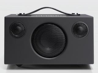 【納期に3ヶ月かかります】 audio pro ADDON T3 B(コールブラック) アクティブポータブルステレオスピーカー