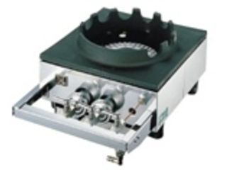 ※こちらは13A(都市ガス)専用になります。 YAMAOKA/山岡金属工業 中華レンジ S-1225/12・13A(都市ガス)