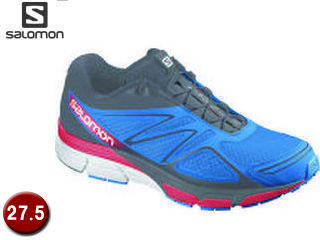 SALOMON/サロモン L37128400-D3389 X-SCREAM 3D 【27.5】 (Union Blue/BLACK/QUICK)