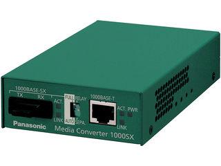 パナソニックESネットワークス メディアコンバータ 電源内蔵 MC1000SX 3年先出しセンドバック保守バンドル PN61314B3 納期にお時間がかかる場合があります