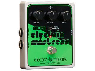 electro harmonix/エレクトロハーモニクス Deluxe Electric Mistress XO アナログフランジャー エフェクター 【国内正規品】