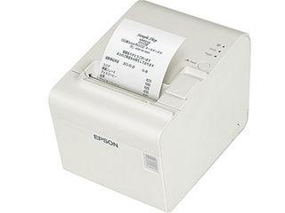 EPSON/エプソン 【キャンセル不可商品】サーマルレシートプリンター/58mm/USB/大径ロール紙対応/ホワイト TM902UD101