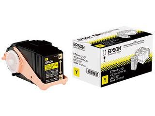 EPSON/エプソン LP-S7160シリーズ用 トナーカートリッジ/イエロー/Mサイズ(印刷可能ページ:約5300ページ) LPC3T33Y