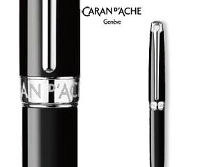CARAN dACHE/カランダッシュ 【Leman/レマン】エボニー ブラック メカニカルペンシル 4769-782