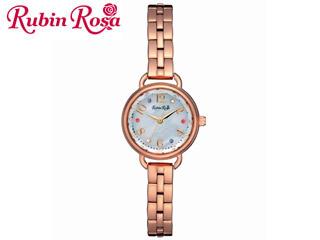 Rubin Rosa/ルビンローザ R019SOLPWH 【ルビンローザ ソーラー腕時計】【LADYS/レディース】 【国内正規品】
