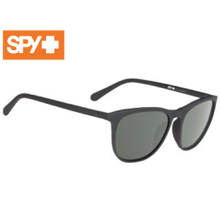 SPY/スパイ 673373973863 CAMEO [フレーム:SOFT MATTE BLACK] (レンズ:Happy Gray Green)