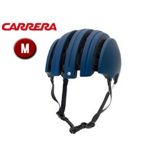 【nightsale】 CARRERA/カレラ FOLDABLE BASIC シティバイクヘルメット 【Mサイズ(S/M)】 (Matte Navy)