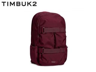 大きなポケットが存在感のある、17インチのノートPCも収納できるバックパック。 TIMBUK2/ティンバックツー 491537997 Vert Pack/ヴァートパック (Collegiate Red)