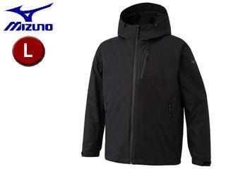 mizuno/ミズノ A2ME7502-09 ブレスサーモ ベルグテックユーティリティジャケット 【L】 (ブラック)