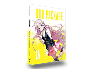 1st PLACE ボーカロイド3 【IA DUO PACKAGE(Win/Mac)】【1STV-0006】オリジナル「IA」と「IA ROCKS」のセット -ARIA ON THE PLANETES-【IAROCKS】