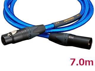 【受注生産の為、キャンセル不可!】 Zonotone/ゾノトーン 6NAC-Granster 3000α AV XLR(7.0mx1)【送料代引き手数料無料! 】