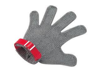 ニロフレックス ニロフレックス メッシュ手袋5本指/SS SS5L-EF左手用(緑
