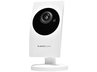 PLANEX/プラネックスコミュニケーションズ カメラ一発!クラウド対応 フルハイビジョンネットワークカメラ CS-W90FHD ペット監視や防犯カメラにもおすすめ