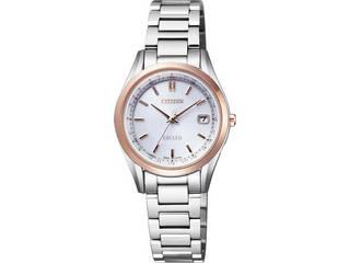 シチズン シチズン エクシード レディース電波腕時計  ES9374-53A