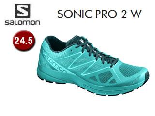 SALOMON/サロモン L39474200 SONIC PRO 2 W ランニングシューズ ウィメンズ 【24.5】