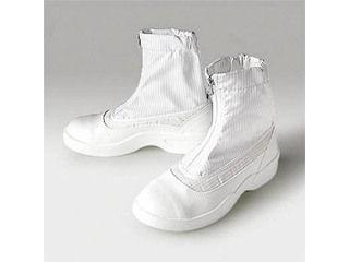 GOLDWIN/ゴールドウイン 静電安全靴セミロングブーツ ホワイト 26.5cm PA9875-W-26.5