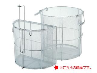 18-8半円スープ取ザル48cm用