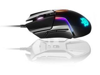 SteelSeries ゲーミングマウス SteelSeries Rival 600 62446