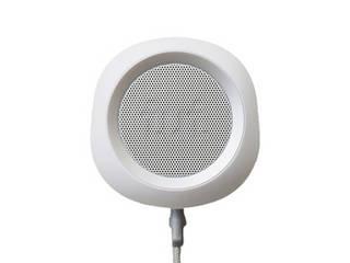 iui audio iui audio ウーファー搭載ポータブルスピーカー BeYo(ビーヨ) ホワイト×シルバー TR-4265/WHSV