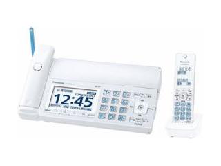 【nightsale】 Panasonic/パナソニック KX-PZ720DL-W デジタルコードレス普通紙ファックス ホワイト 子機1台付き