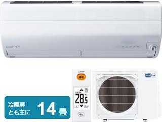 ※設置費別途 MITSUBISHI/三菱 ルームエアコン 霧ヶ峰 Zシリーズ MSZ-ZW4018S(W)ピュアホワイト【200V・20A】 【大型商品の為時間指定不可】【miyubishizw18】