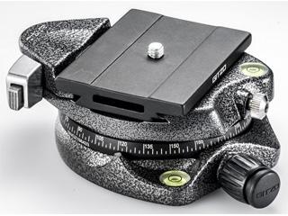 Gitzo/ジッツオ GS3750DQD パノラマ式ディスクQD