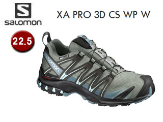 SALOMON/サロモン L39333500 XA PRO 3D CS WP W ランニングシューズ ウィメンズ 【22.5】