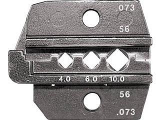 RENNSTEIG/レンシュタイクヴェルクツォイゲ 圧着ダイス 624-073 コネクターコンタクト 4.0-1 624-073-3-0