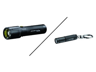 LEDLENSER/レッドレンザー 【代引不可】i9R iron CRI K1サービスセット 500888-SET