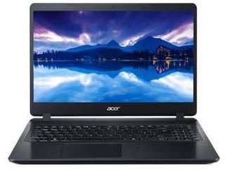 Acer/エイサー 15.6型ノート(Core i5-8265U/8GB/256GB SSD/DVD/Windows 10 Home/オブシディアンブラック) A515-53-H58U/K