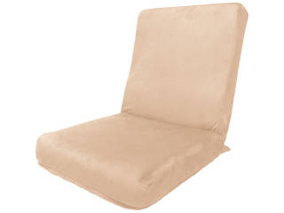 低反発ボア座椅子 ベージュ DS3B BE