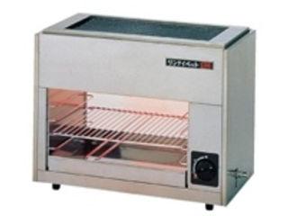 リンナイ ガス赤外線グリラーリンナイペットミニ4号/RGP-42SV LPガス