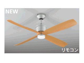 ODELIC WF081 LEDシーリング DCモーターファン 器具本体【パイプ吊り】