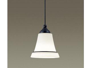 Panasonic/パナソニック LGB15006Z 吊下型 LED(電球色)ダイニング用ペンダント ブラックレザーサテン仕上【直付タイプ】