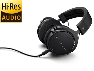 beyerdynamic/ベイヤーダイナミック DT 1770 PRO テスラテクノロジー搭載ハイエンド・スタジオモニターヘッドホン 【Premium Studio Headphones】