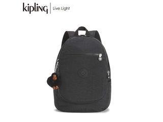 《正規代理店品》 KIPLING/キプリング CLAS CHALLENGER/クラスチャレンジャー リュック (True Black/トゥルーブラック)