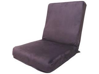 低反発ボア座椅子  ブラウン DS3B BR