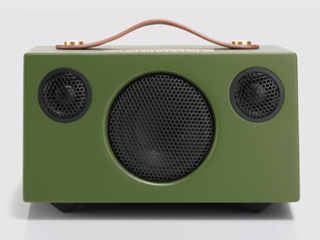 【納期に3ヶ月かかります】 audio pro ADDON T3 G(ハンターグリーン) アクティブポータブルステレオスピーカー