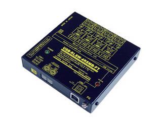 システムサコム工業 USBリレースイッチユニット[独立4ch][メイク(A)/ブレーク(B) 両用] USB-RLSW-4RSMB-FT