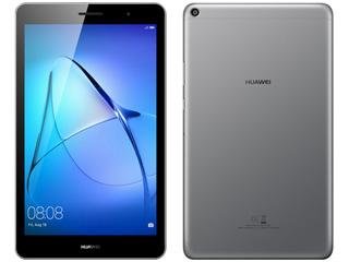 HUAWEI/ファーウェイ 8型SIMフリータブレット MediaPad T3 8/LTE/16GB/Gray/53019274 単品購入のみ可(取引先倉庫からの出荷のため) 【クレジットカード決済、代金引換決済のみ】