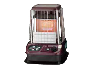 【nightsale】 【大型商品の為時間指定不可】 SunPot/サンポット KLR-1230Q 業務用 開放式石油暖房(対流ファン付)エンジメタリック 【こちらの商品は、沖縄県、離島の配送が出来ませんのでご了承下さいませ。】
