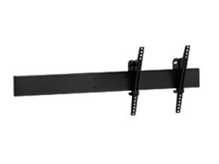 HAMILEX/ハミレックス CHP-B110M(ブラック) マルチ(ヨコ2連) ディスプレイ縦向き用