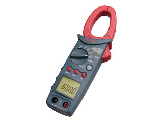 sanwa/三和電気計器 DCM600DR クランプメータ/DC/AC両用+真の実効値