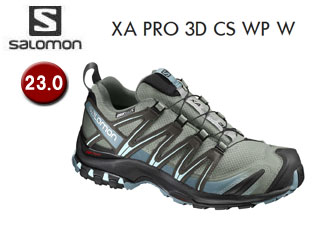 SALOMON/サロモン L39333500 XA PRO 3D CS WP W ランニングシューズ ウィメンズ 【23.0】