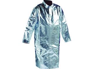 激安超特価 JUTEC ユーテック 耐熱保護服 コート Lサイズ HSM120KA-1-52 商店