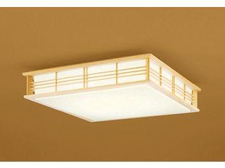 ODELIC/オーデリック OL251595BC 和LEDシーリングライト 白木【~10畳】【Bluetooth 調光・調色】※リモコン別売